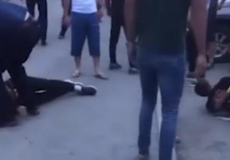 Россияда тажиктер кыргыздарды сабап салышты (видео)