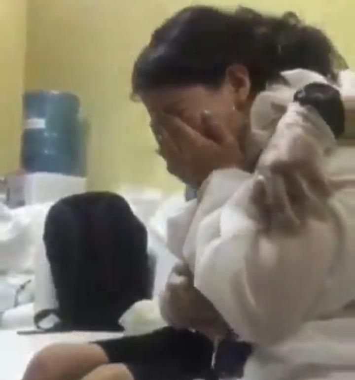 Жүрөк сыздайт! Өмүр сактай албай калган жаш врач көпкө ыйлады.
