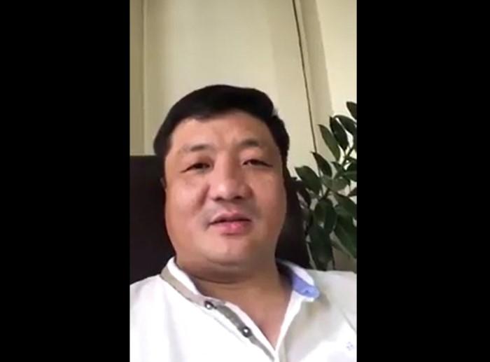 «Ата Мекендеги» Ким Ин Сен кайрылуу жасады