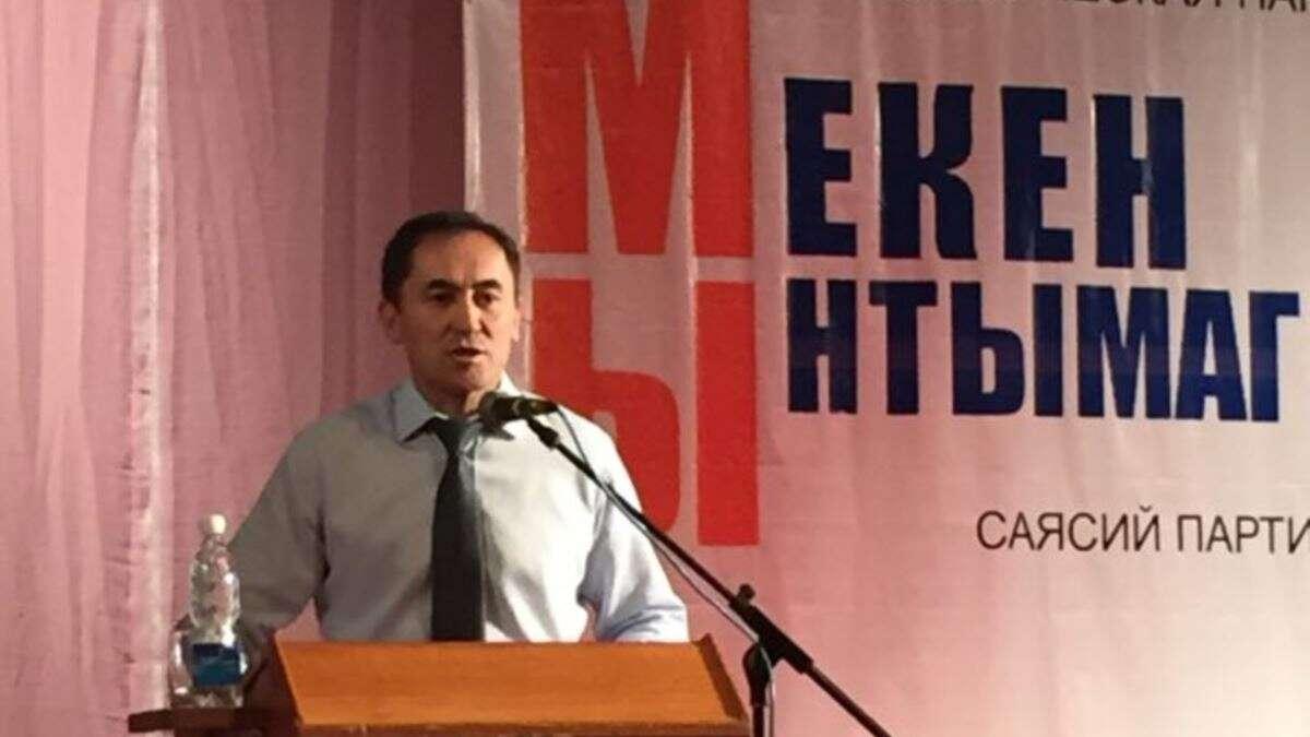 «Мекен Ынтымагы» партиясынын 149 талапкери