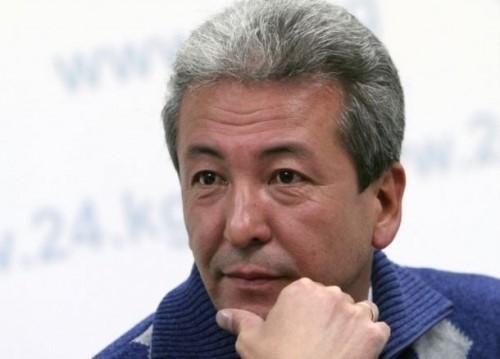 Мадумаров: Жалгыз оппозициялык партия «Бүтүн Кыргызстан» болчу