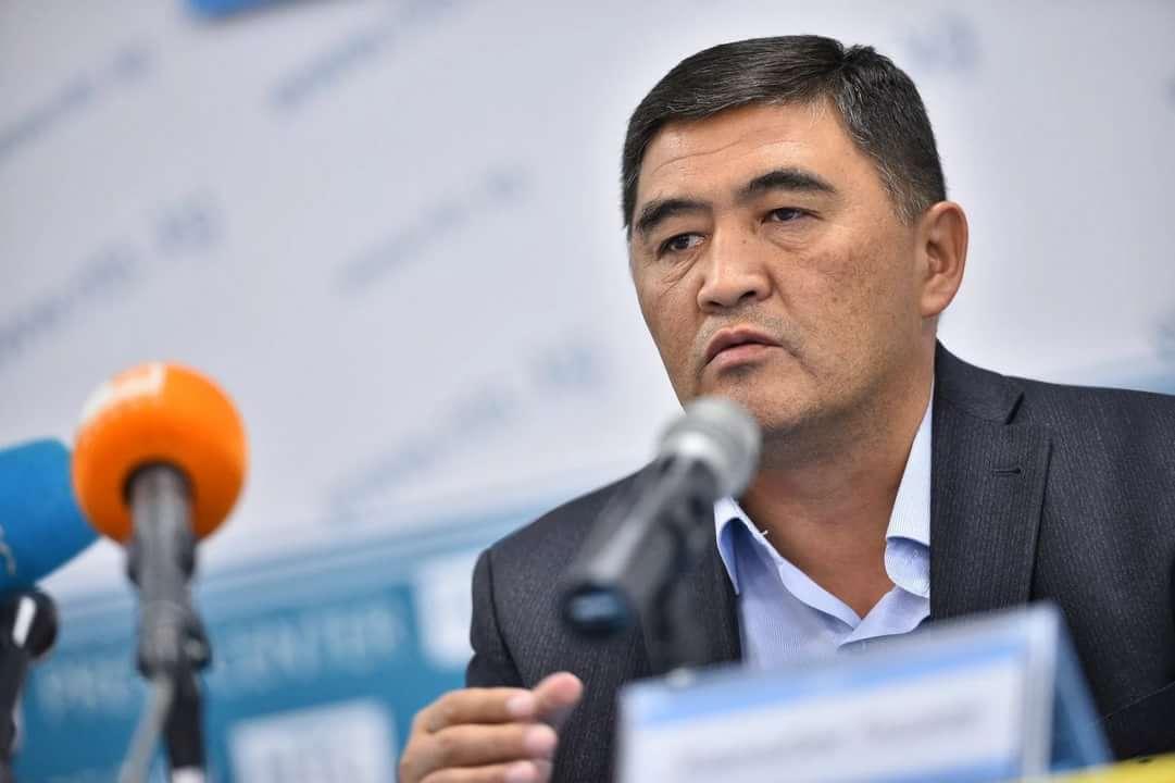 Ташиевдин чуулгандуу видеосу. Ал ойлонбой эле Өзбекстанга 100 гектар жер берип салганбы?