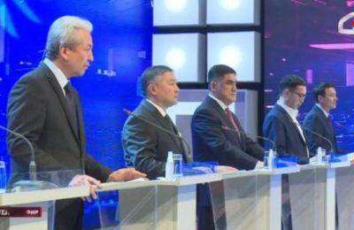 Мадумаров дебатта ызы-чуу салды
