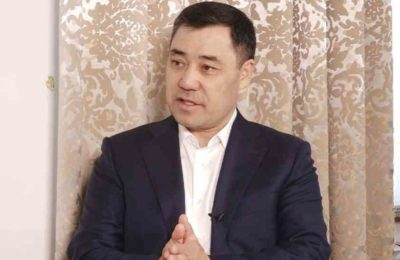 Садыр Жапаров дебатка эмнеге барбай койгонун айтты