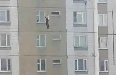 Видео. Москвада 16-кабаттан кулаган кыз тирүү калды