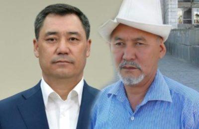 Акин Токталиев Жапаровду сотко берүү оюнан кайтты