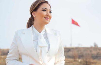 Анжелика Бишкек шаарына мэр болот