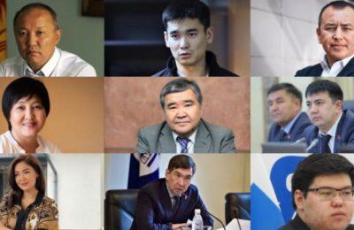 Сурамжылоо: Бишкек шаардык кеңешин шайлоодо кайсы партияга добуш бересиз?