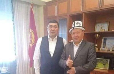 Бакай Кашкарбаев мамлекеттик кызматка дайындалды