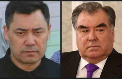 Тажик президенти эч нерсе болбогонсуп отурат…