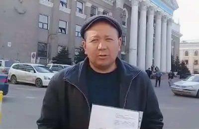 Бакай Кашкарбаев: «Садыр Жапаровдун бир буту аңга түштү!» (ВИДЕО)