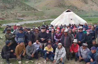 Тажиктер Жерге-Талдагы кыргыздарды депортация кылып башташты