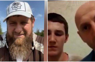 Видео. Рамзан Кадыровду шайтан деп атаган баланын атасы кечирим сурады