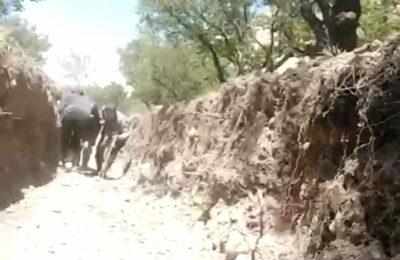 Жай тургундардын үйлөрүн атып жатышат. Каза болгондор 33кө жетти