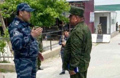 Сүйлөшүүнүн жыйынтыгы: Тажик жана кыргыз милициялары көзөмөлдөйт
