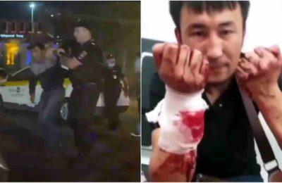 Видео. Москвада 150 кыргыз катышкан массалык мушташ болду