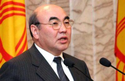 Аскар Акаев кыргыз элинен кечирим сурады. Кайрылуу