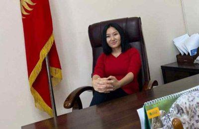 Назира Айтбекова: «Чоңдор эмне эле креслого шашат десе…»