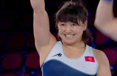 Видео. Тарых жаңыланды! Мээрим Жуманазарова дүйнө чемпиону болду